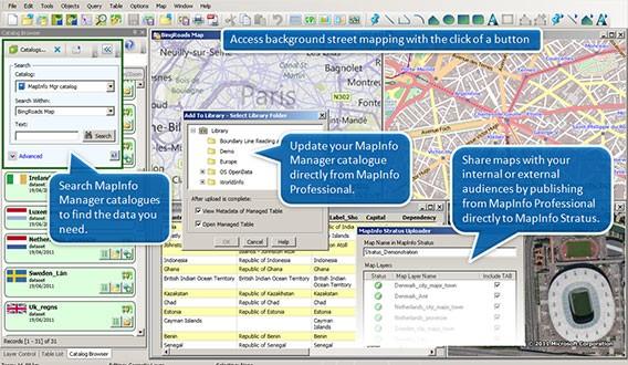 Mapinfo инструкция по применению - фото 10