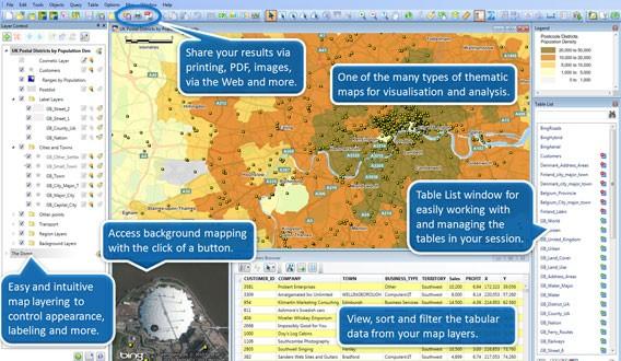 Mapinfo Professional 12.5 Rus скачать торрент
